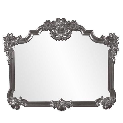 Howard Elliott - Avondale Mirror - Glossy Charcoal
