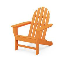 View Product - Classic Adirondack Chair in Tangerine