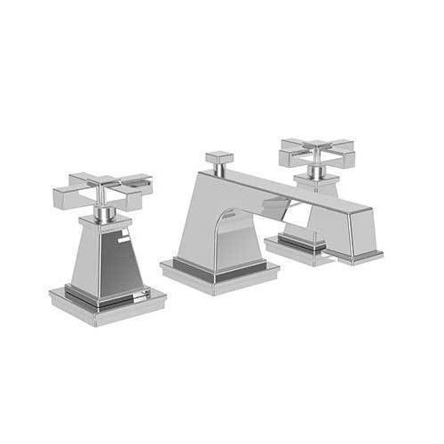 Newport Brass - Antique Nickel Widespread Lavatory Faucet