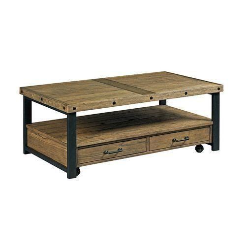 Workbench Rectangular Cocktail Table