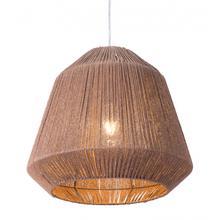 Impala Ceiling Lamp Brown