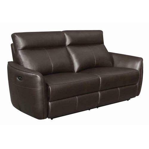 Scranton Power Sofa and Love Seat