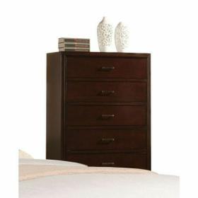 ACME Tyler Chest - 19546 - Cappuccino