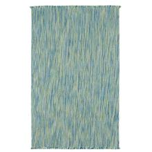 "Seagrove Seagrass - Vertical Stripe Rectangle - 24"" x 36"""