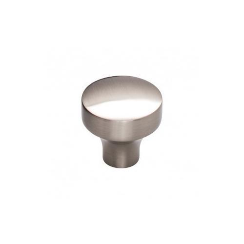 Kinney Knob 1 1/4 Inch - Brushed Satin Nickel