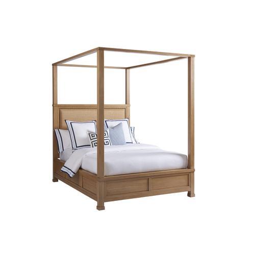 Shorecliff Canopy Bed California King