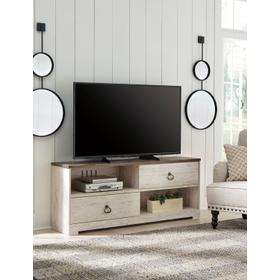 Willowton Large TV Stand Whitewash