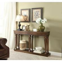 ACME Garrison Console Table - 97251 - Oak