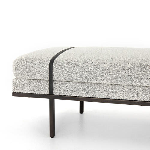 Harris Accent Bench-knoll Domino
