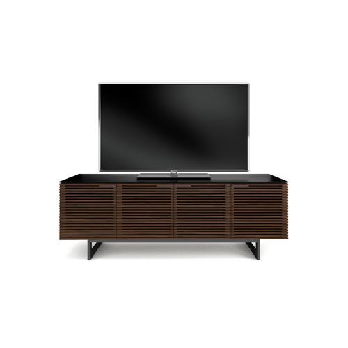 BDI Furniture - Corridor 8179 Media Console in Chocolate Stained Walnut