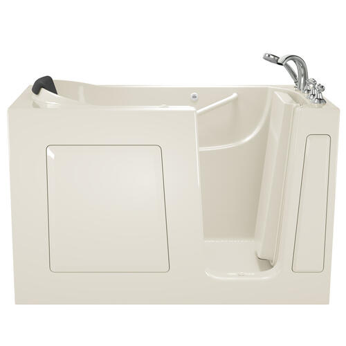 Premium Series 30x60-inch Walk-In Tub with Whirlpool Massage System  American Standard - Linen