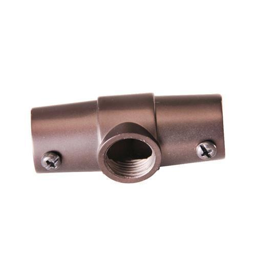 Shower Rod Ceiling Tee - Oil Rubbed Bronze