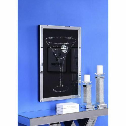 ACME Talisha Wall Art - 97627 - Mirrored