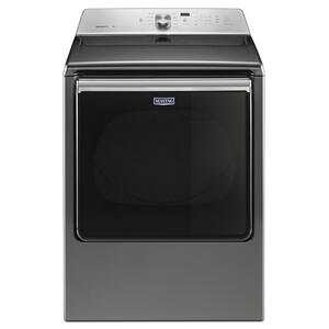8.8 cu. ft. Extra-Large Capacity Gas Dryer with Advanced Moisture Sensing Metallic Slate - METALLIC SLATE