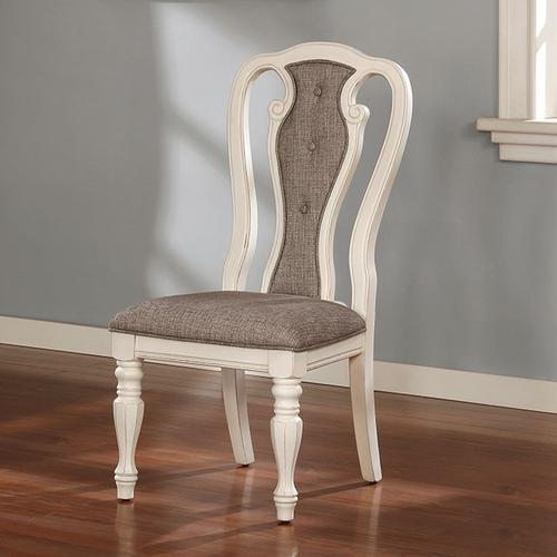 Leslie Side Chair (2/Ctn)