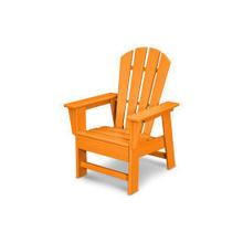 See Details - Casual Chair in Tangerine