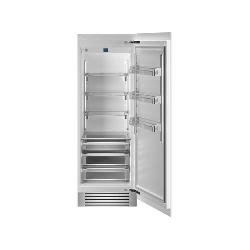"30"" Built-in Refrigerator column - Panel Ready - Right hinge"
