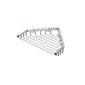 "Corner Shower Basket 7""W in Chrome Product Image"