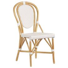 Accent Dining Chair- 2/CTN - White Finish