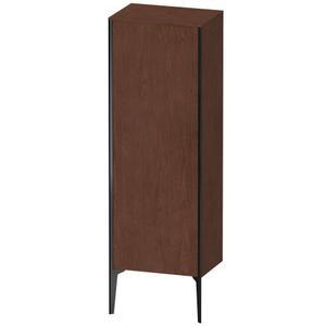 Duravit - Semi-tall Cabinet Floorstanding, American Walnut (real Wood Veneer)
