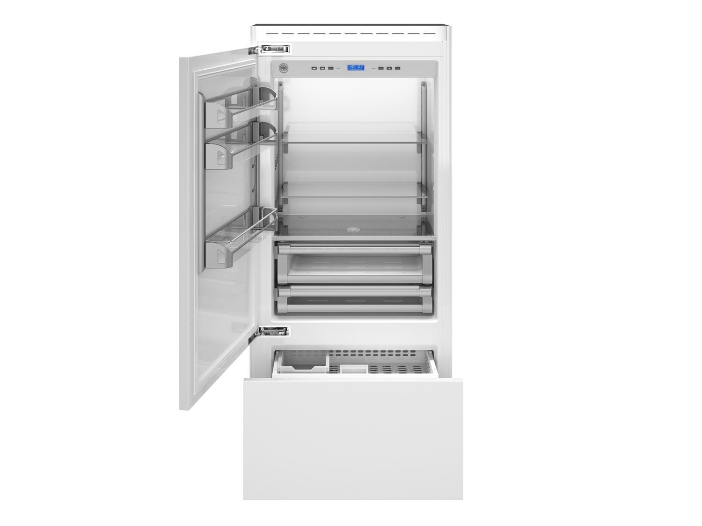"""36"""" Built-in refrigerator - Panel ready - Left swing door"""