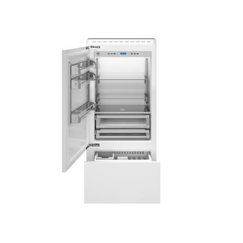 """Bertazzoni - 36"""" Built-in refrigerator - Panel ready - Left swing door"""