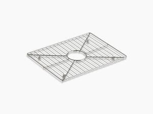 """Stainless Steel Stainless Steel Sink Rack, 17-3/16"""" X 13-3/16"""", for Kitchen Sink Product Image"""