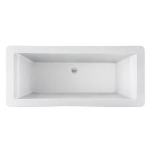 "Sydney 67"" Acrylic Tub on Base - No Drillings"