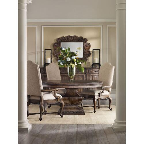 Dining Room Rhapsody Uph Side Chair - 2 per carton/price ea