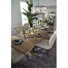 "Alexander 110"" Ext Dining Table"