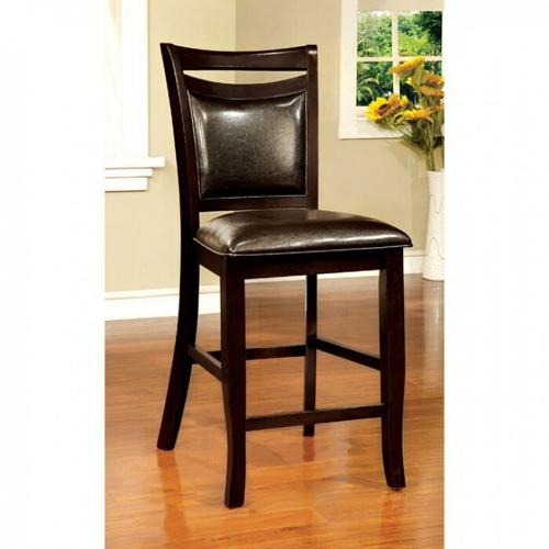 Furniture of America - Woodside Counter Ht. Chair (2/box)