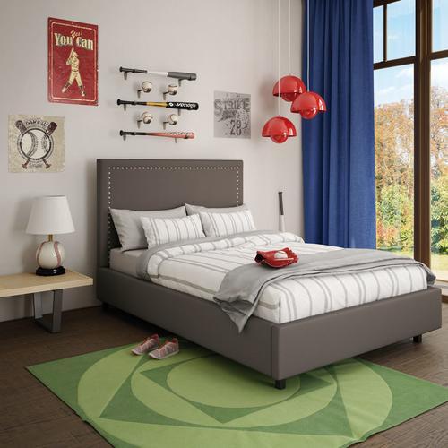 Amisco - Granville Upholstered Bed - Full
