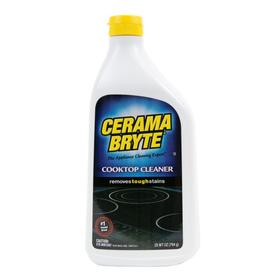 Cerama Bryte smooth top range cleaning kit, includes cleaner and scraper
