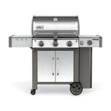See Details - Genesis II LX S-340 Gas Grill Stainless Steel Natural Gas