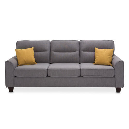 Millenial Sofa Graphte/sun
