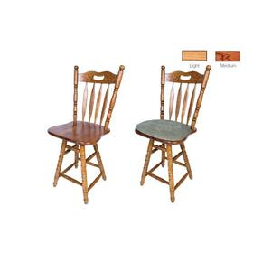 Sweetheart Back Barstool w/ cushion