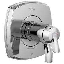 Chrome 17 Thermostatic Valve Only