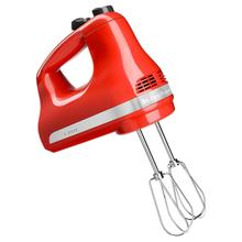 5-Speed Ultra Power Hand Mixer Hot Sauce