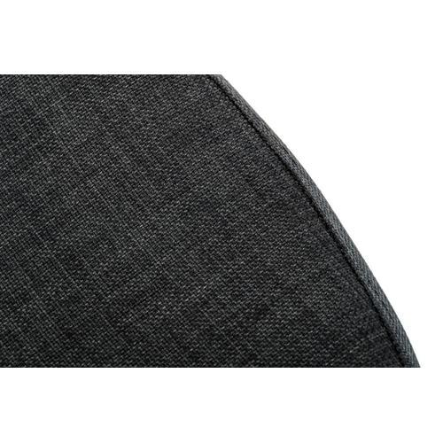VIG Furniture - Modrest Williamette Modern Dark Grey Fabric Bench