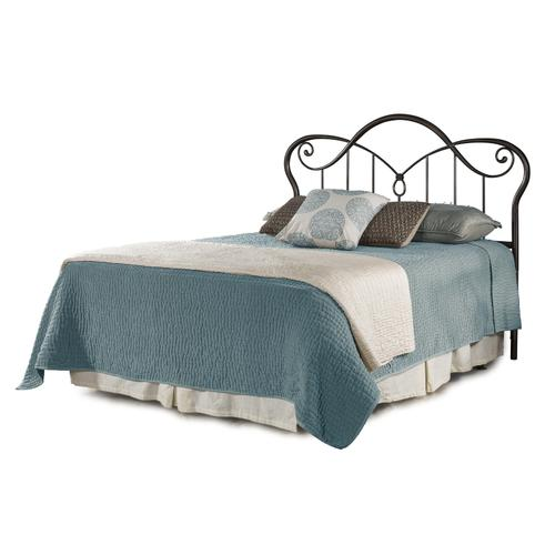 Casselton King Headboard Only, Black Pewter