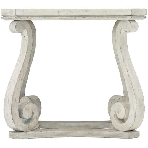 Mirabelle End Table in Cotton (304)