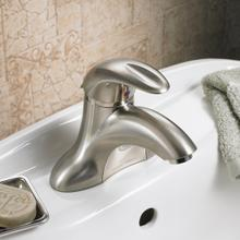 See Details - Reliant 3 1-Handle 4 Inch Centerset Bathroom Faucet - 0.5 GPM - Polished Chrome