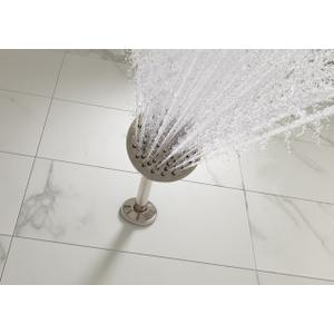 Berea Shower Head with Arm and Flange - Phase out - Bronze