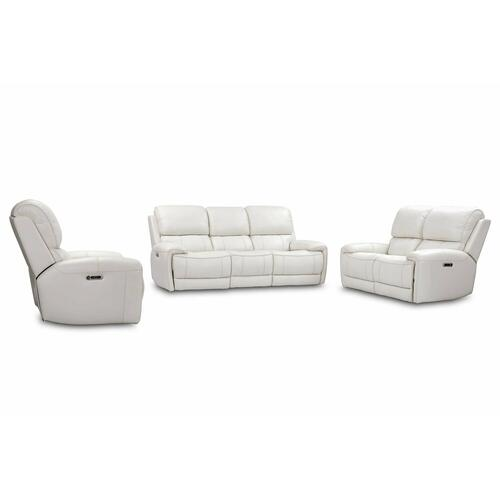 Parker House - EMPIRE - VERONA IVORY Power Reclining Collection