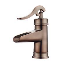 Thalia Single Handle Lavatory Faucet - Oil Rubbed Bronze