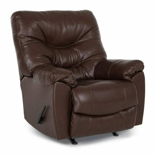 4595 Trilogy Leather Recliner