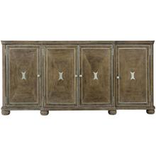 Rustic Patina Buffet in Peppercorn (387)