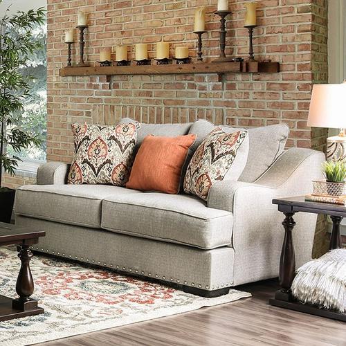 Furniture of America - Jayne Love Seat