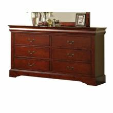 ACME Louis Philippe III Dresser - 19525 - Cherry