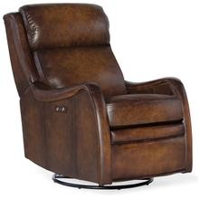 Living Room Stark PWR Swivel Glider Recliner